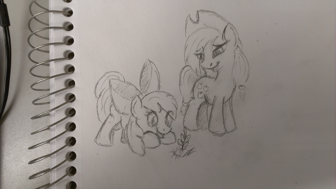 Work Doodle:  Ya Done Good by JinYaranda