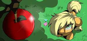 Gonna Get That Apple!