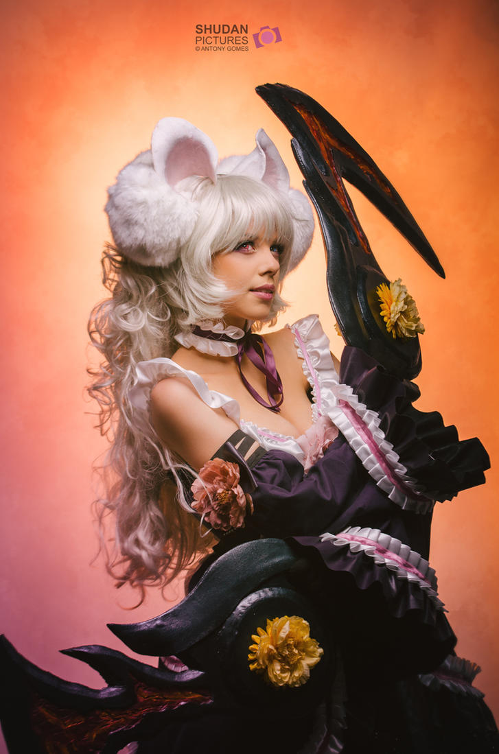 Cosplay Elin Reaper from Tera Online by MahoCosplay