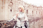 Cosplay Saber Lily - Fate Stay Night [ECG 2012]