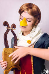 Cosplay Melodie from TLZ The Wind Waker