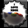 PeppermintStripe loves xbox by PeppermintStripe