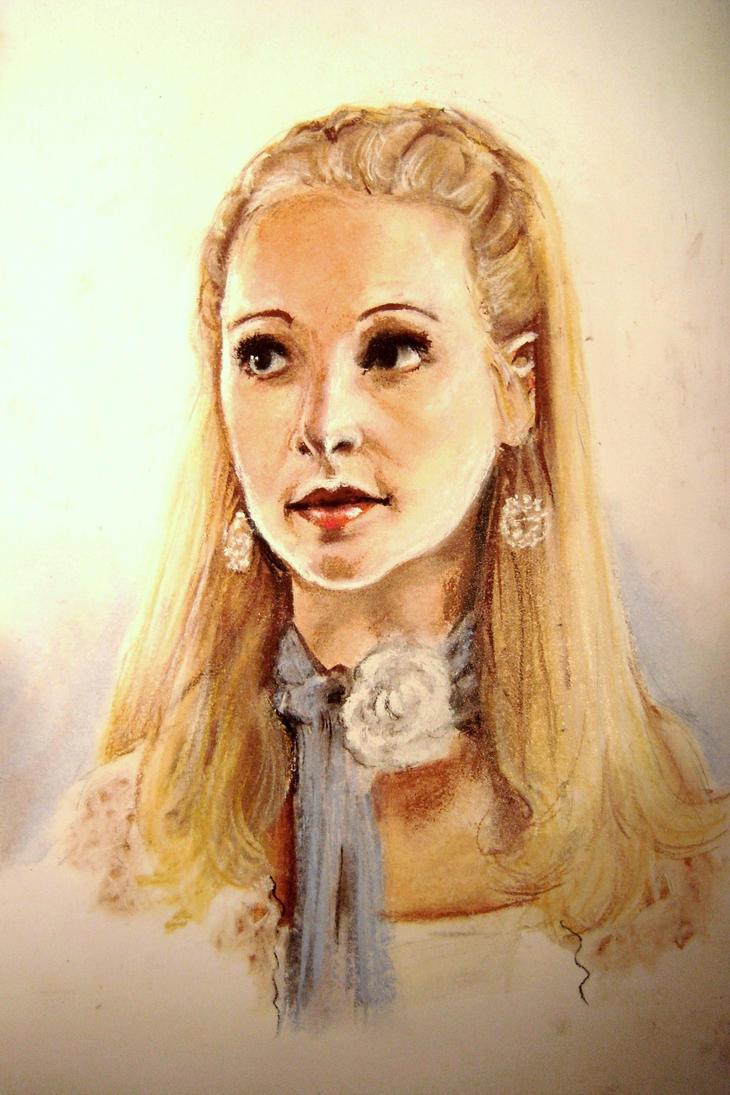 Caroline - The vampire diaries by Kris-Kamikakushi