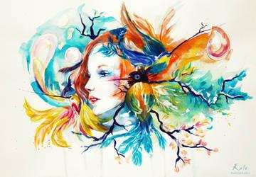 vivid captives by Kris-Kamikakushi