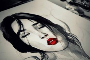 work in progress by Kris-Kamikakushi