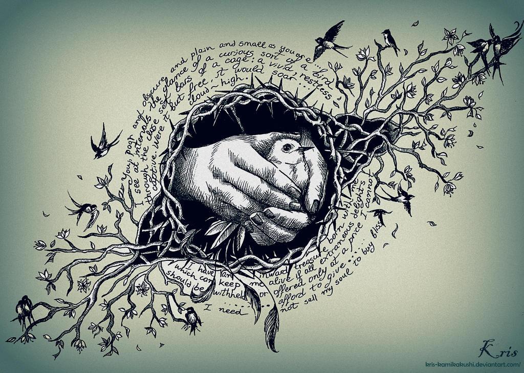 Hidden soul by Kris-Kamikakushi