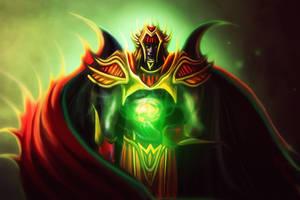 Demon Lord by Kris-Kamikakushi