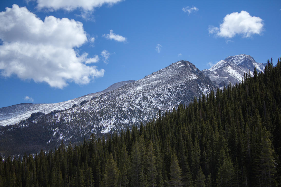Rocky Mountain National Park by MStout