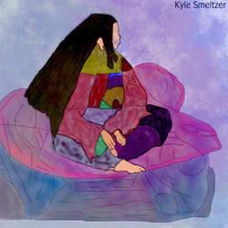 Kyle Smeltzer's Drawing (#1-b) by KyleSmeltzer