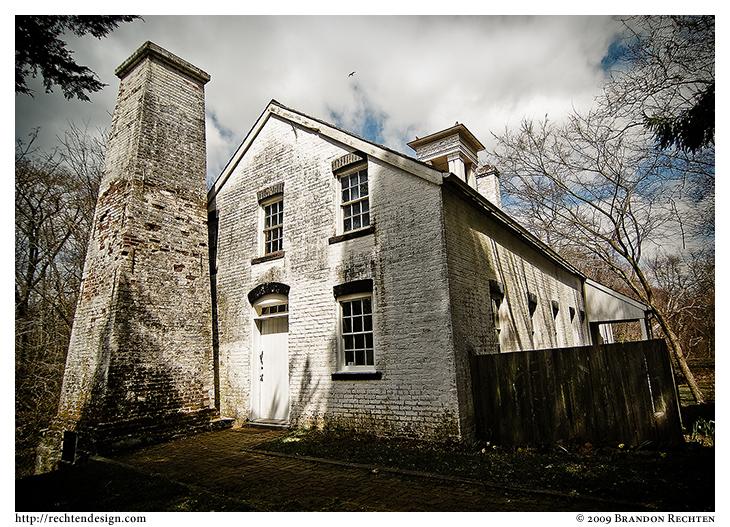 House at Allaire by BrandonRechten