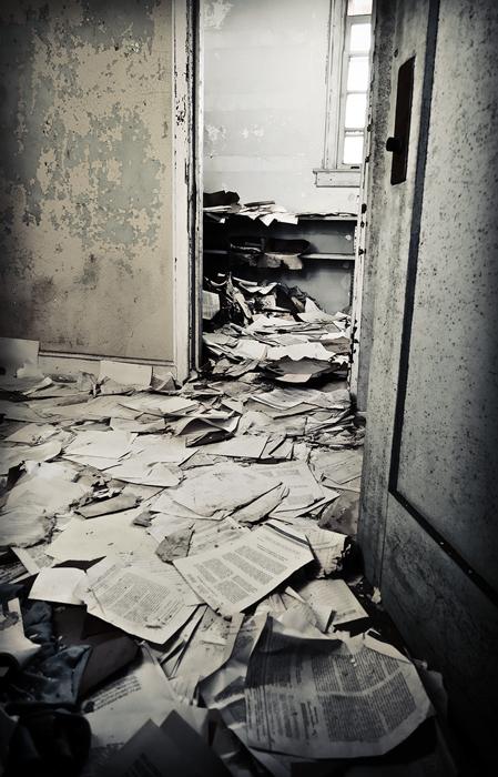 Records of the Past by BrandonRechten