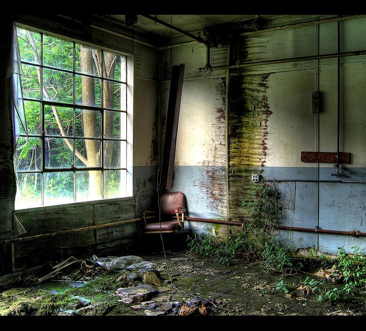 The Lonely Chair II by BrandonRechten