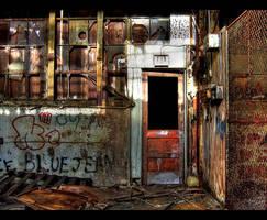 An Exit No Longer... by BrandonRechten