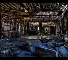 Furniture Factory - Interior by BrandonRechten