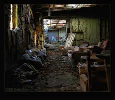 Urban Decay by BrandonRechten