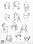 Hair Reference 1