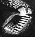 Inktober 12 - Into the basement