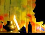 The Alchemist on Carnation St by charonferryman