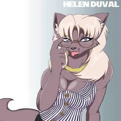 Helen Duval by Droll3