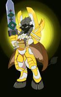 Gala The Sunwalker by Droll3