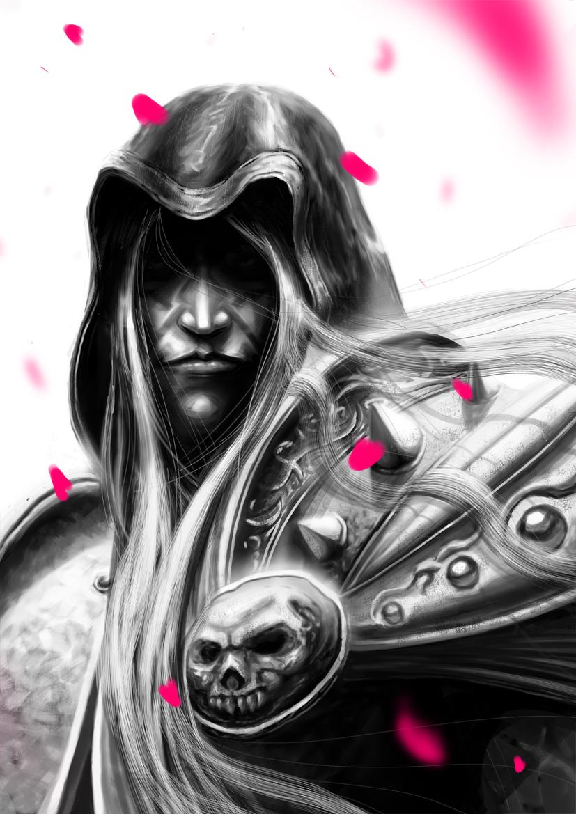 Arthas The Invincible By Hayr