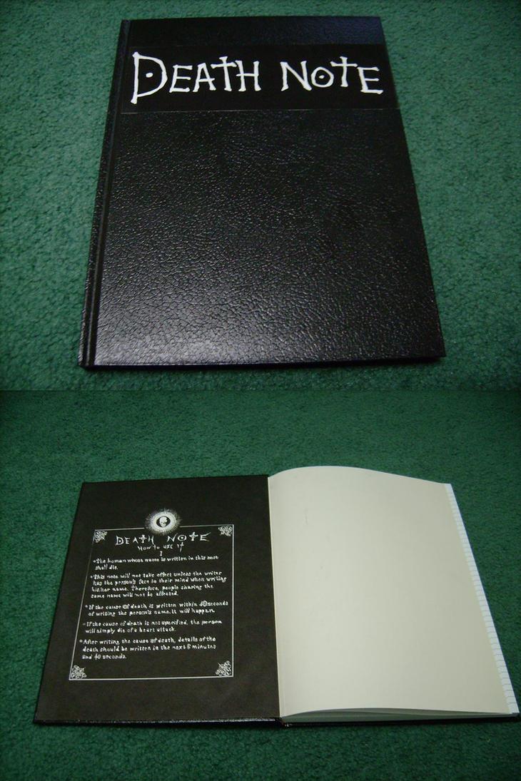 Has aquí todos tus pedidos!!!! - Página 6 Death_Note_Replica_by_AmekumoHaseo