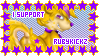 Ruby Suppot Stamp by IcissNightly