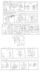 bunch o zelda comics by TaruKunJenour-FanArt