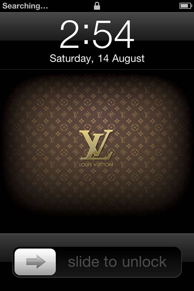 Iphone 4 Wallpaper Lv By Supamade09 On Deviantart