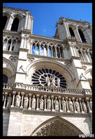 Notre Dame de Paris ii by neurolepsia