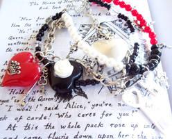 Suit of Hearts Bracelet