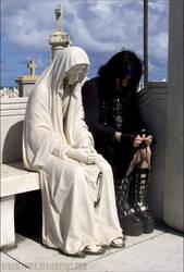 Ave Maria:Llena eres de Gracia by neurolepsia