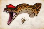 Dilophosaurus (Based on the Jurassic Park Novel)