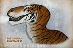 The Siberian T-Rex by FredtheDinosaurman