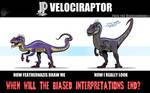 FeatherNazis and Jurassic Park...