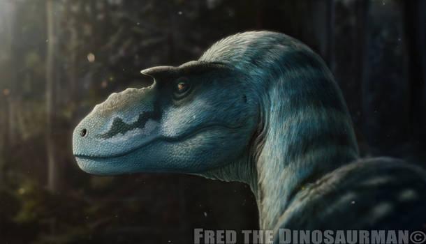 Gorgon the Gorgosaurus