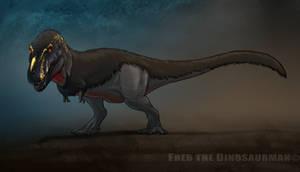 Saurian Rex