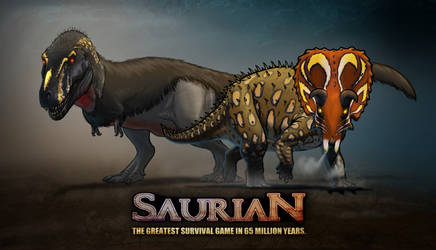 Saurian Poster