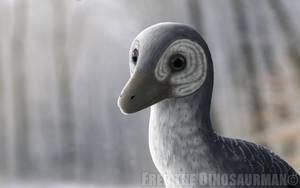 Troodon Morning