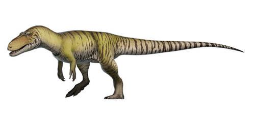 Torvosaurus by FredtheDinosaurman