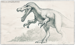 Jurassic World 2 Baryonyx Redesign