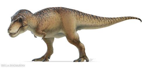 Rex by FredtheDinosaurman