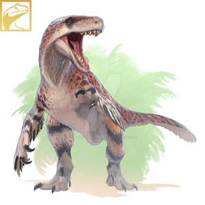 Oxford Utahraptor
