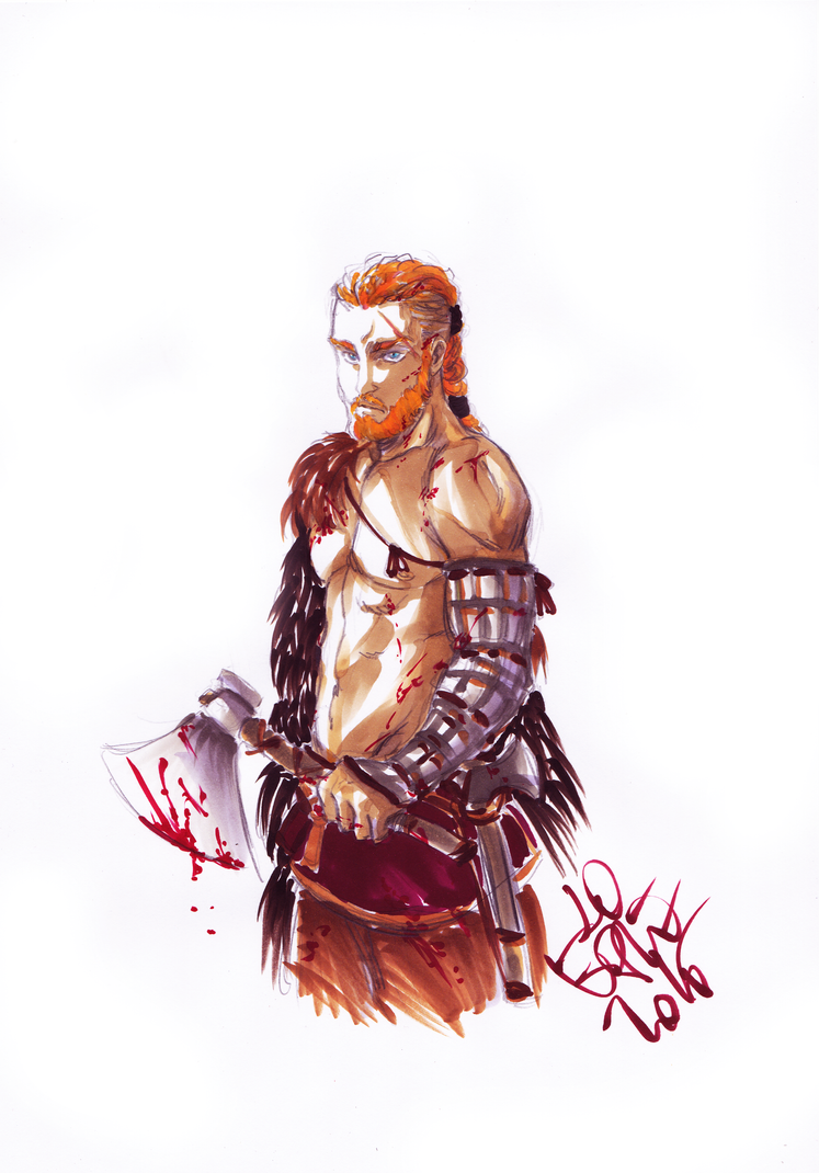 Vikings by narutaru1