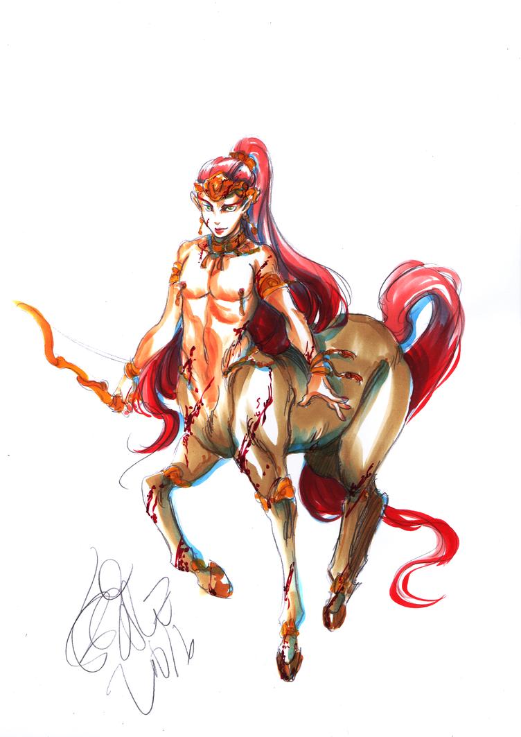 centauro by narutaru1