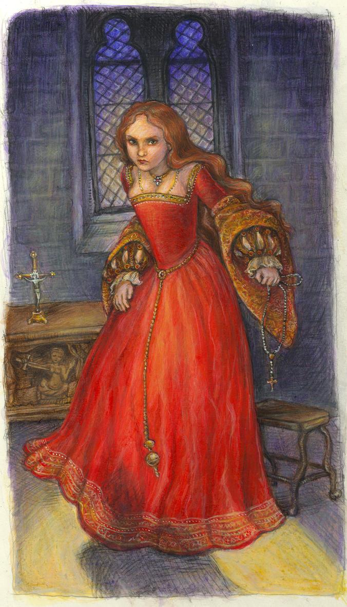 Mary, Bloody Mary by suburbanbeatnik