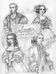 Welcome to La Mode Historique