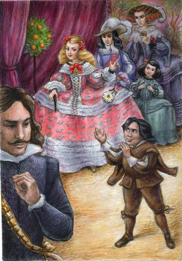 The Birthday of the Infanta by suburbanbeatnik