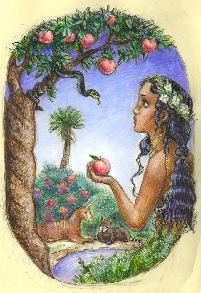 Garden of Eden by suburbanbeatnik
