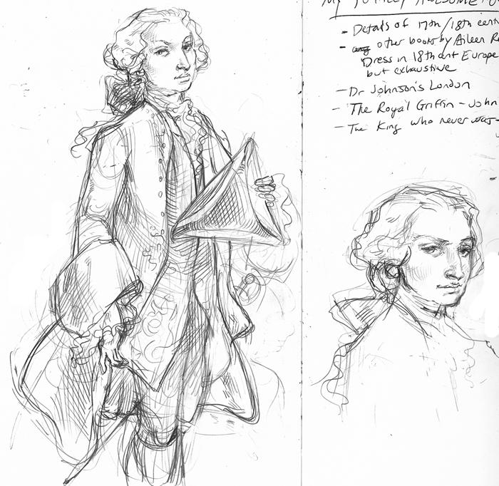 Frederick, Prince of Wales by suburbanbeatnik